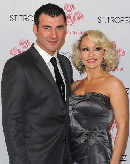 Kristina Rihanoff and Joe Calzaghe have announced their split