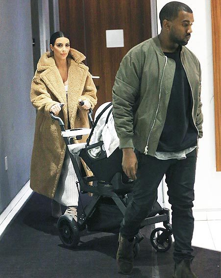 Kim Kardashian would love to add a little boy to the Kimye family