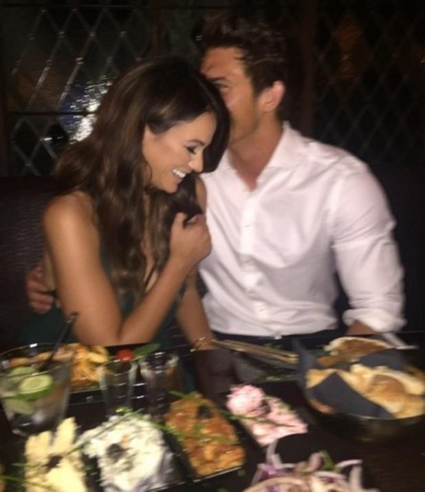 Joss Mooney has spilled the beans on his relationship with Vicky Pattison