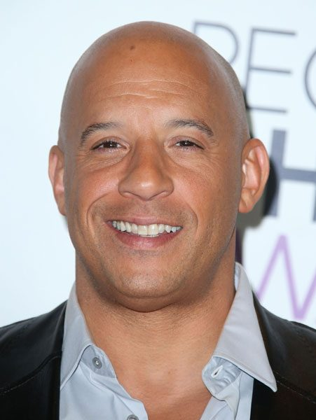 Vin Diesel paid a touching tribute to the late Paul Walker