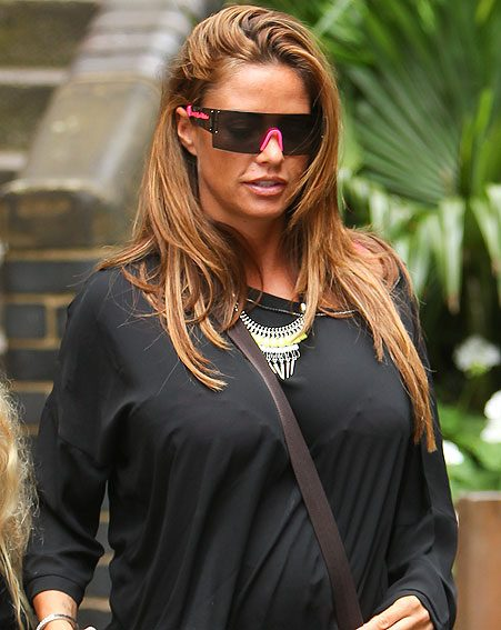 Katie Price is determined to enter the Big Brother house at some point