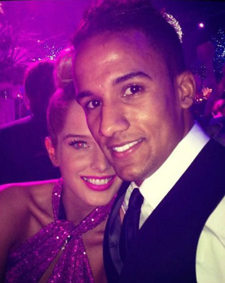 Helen Flanagan revealed her relationship with Scott Sinclair is much better second time around