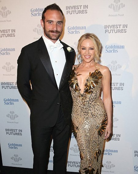 Kylie Minogue and Josh Sasse officially confirm engagement