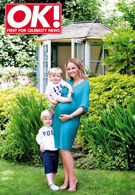Jennifer Ellison opens up about her surprise pregnancy in this week's magazine