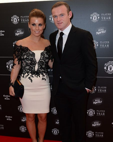 Coleen and Wayne Rooney are expecting their third baby together