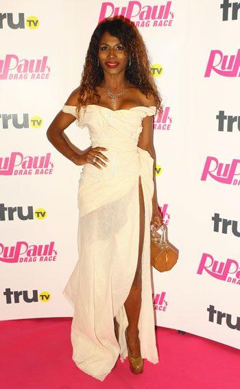 Sinitta attended the UK launch of RuPaul's Drag Race
