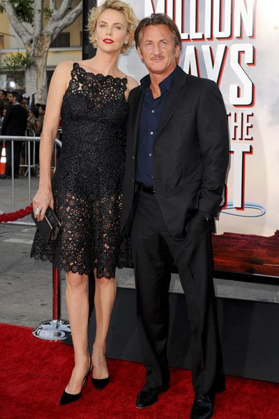 Charlize Theron and Sean Penn are planning their wedding
