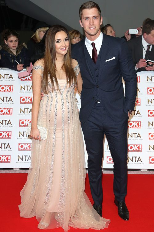 Dan Osborne and Jacqueline Jossa welcomed baby Ella Selina into the world on February 15