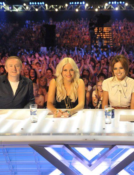 X Factor Judges 2010 The X Factor 2014: Pix...