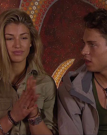 Amy Willerton tried to teach the Essex lad how to tell the time