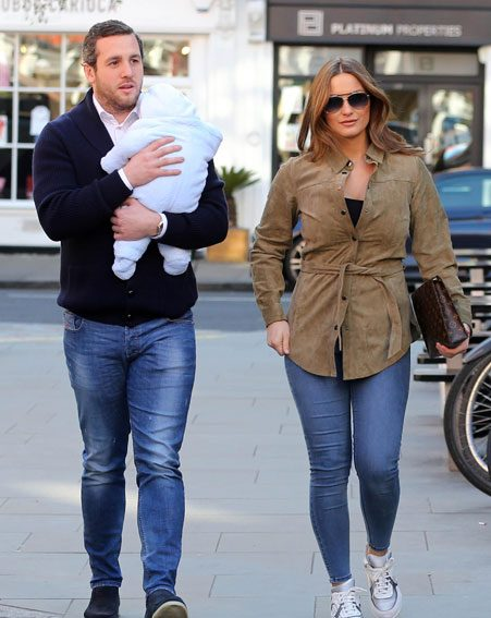 Sam Faiers and Paul Knightley headed out for a date
