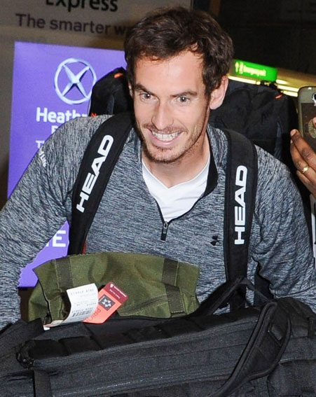 Andy Murray rushes back to the UK from Australia