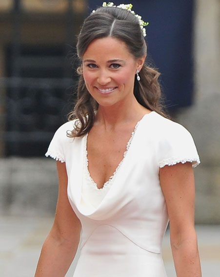 Pippa Middleton has found love with Spencer Matthews' brother