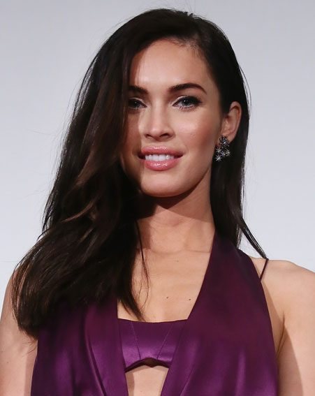 Megan Fox's shots of vinegar? No thanks