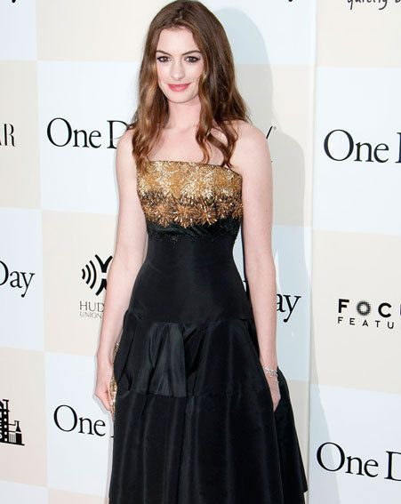Anne Hathaway exchanged her healthy diet for an Oscar