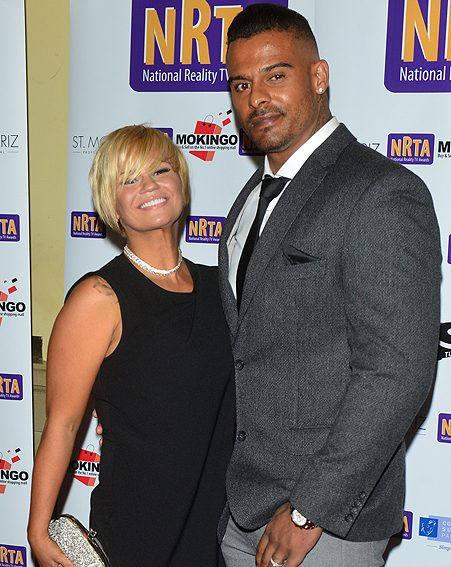 George Kay has been charged with assaulting Kerry Katona and owning a stun gun