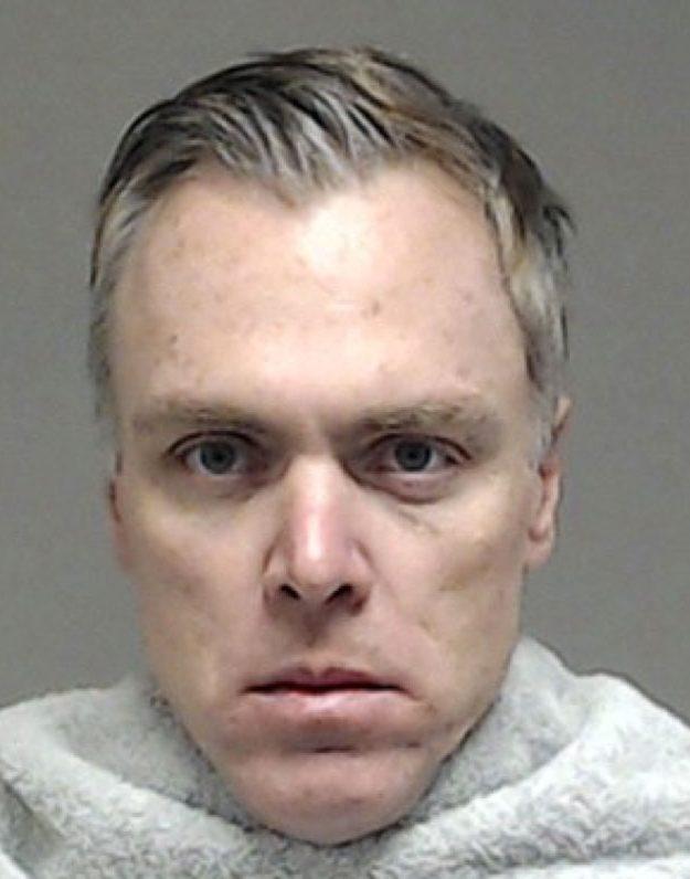 Adam Farrar was arrested in January