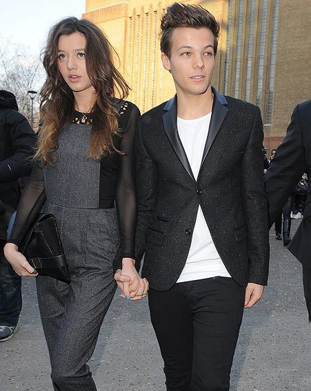 Who is eleanor dating in one direction