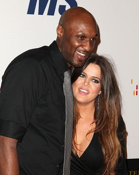 Khloe Kardashian put a holt to her divorce with Lamar Odom for his recovery