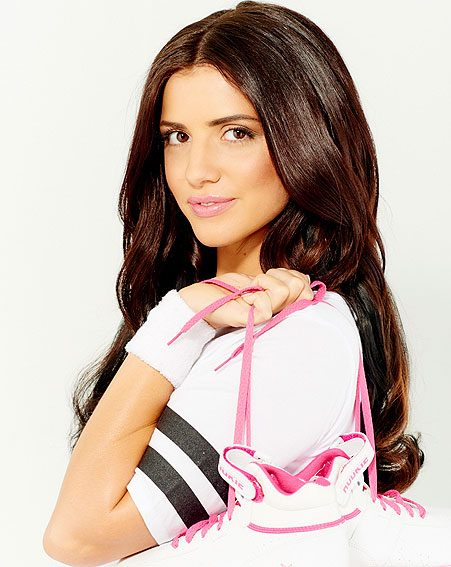 Lucy Mecklenburgh has landed a big beauty deal with Barry M