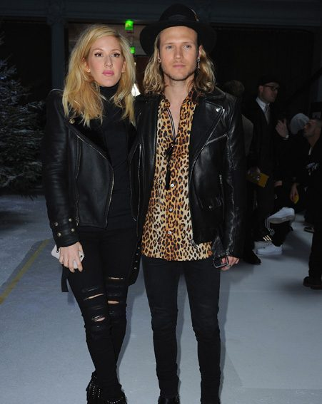Ellie Goulding has thanked fans for their support, following her split from Dougie Poynter