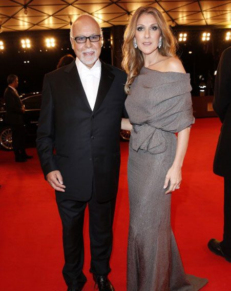 Celine Dion's husband René Angélil dies of cancer aged 73