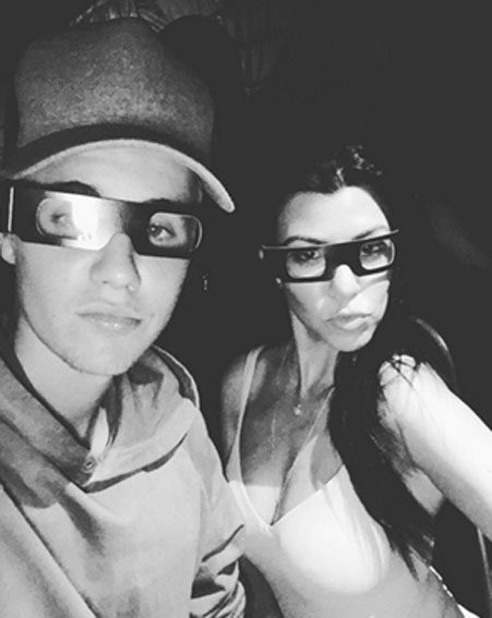 Justin Bieber claimed he was 'being used' by Kourtney Kardashian during four month fling