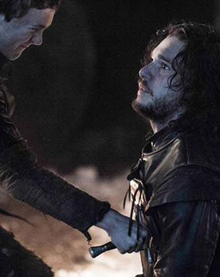 The moment we (kinda) knew it was over for Jon Snow