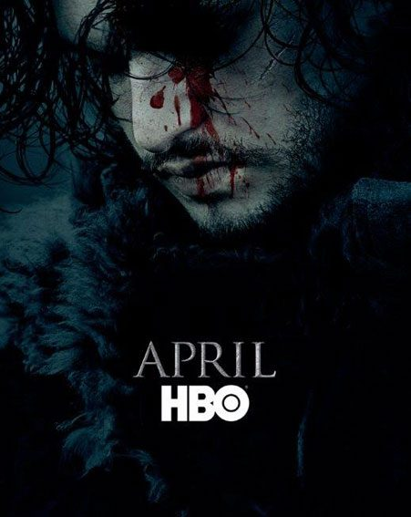 Definitely Jon Snow, definitely looking very much alive