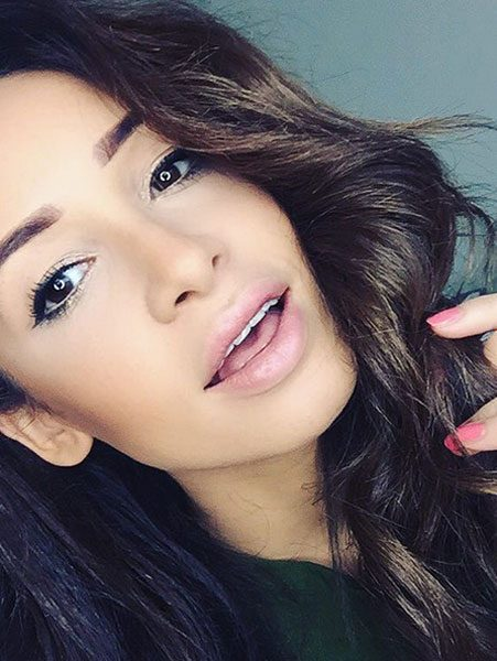 Danielle Peazer is releasing her own line of make-up and perfume