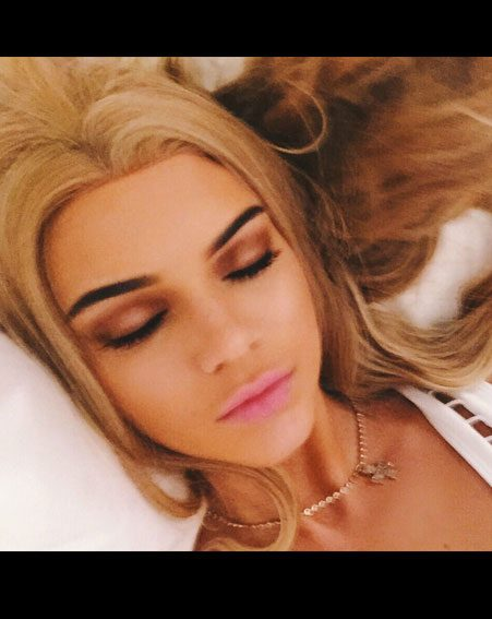 Now even Kendall's been blonde