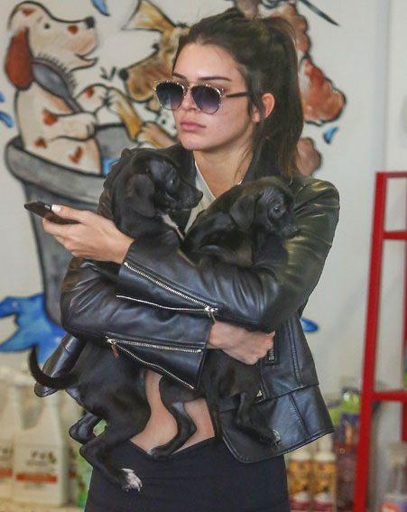 Kendall Jenner looks stylish whatever she wears