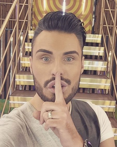 Rylan Clark has revealed that there's aspects of being famous that he hates