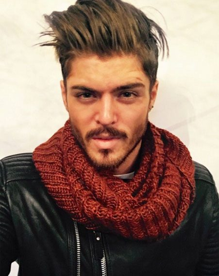 Sam Reece chose to go out with his friends instead