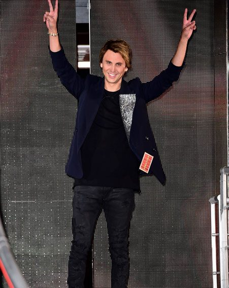 Kim Kardashian's BFF Jonathan Cheban has entered the Celebrity Big Brother house