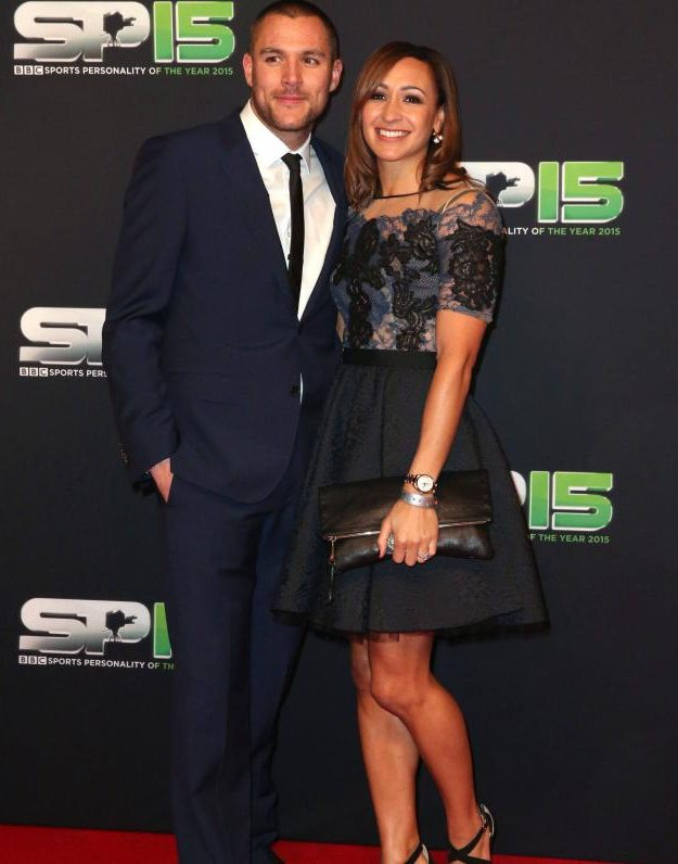 Jessica Ennis Hill looked stunning at the Sports personality of the Year Awards