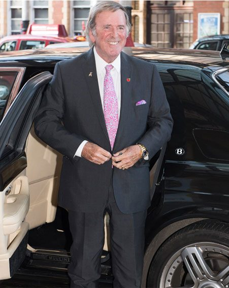 Terry Wogan has died aged 77