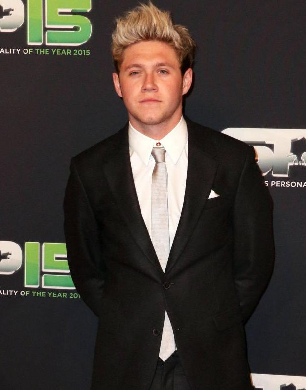 Niall Horan attended the Sports Personality of the Year Awards 2015