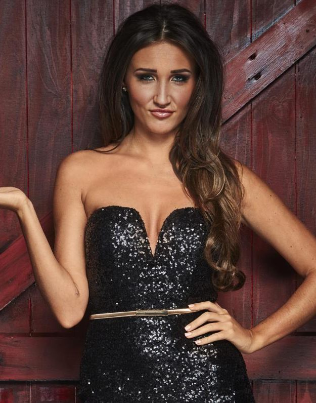 CBB housemate Megan McKenna revealed that she doesn't want to sleep with anyone on the show