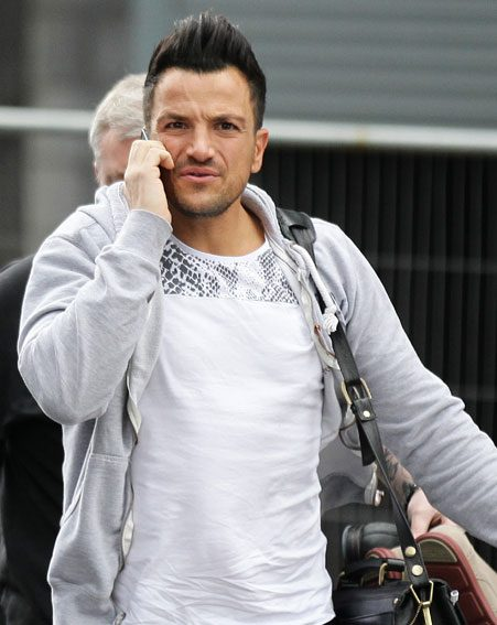 Peter Andre has opened up about his and Emily MacDonagh's lack of wedding plans
