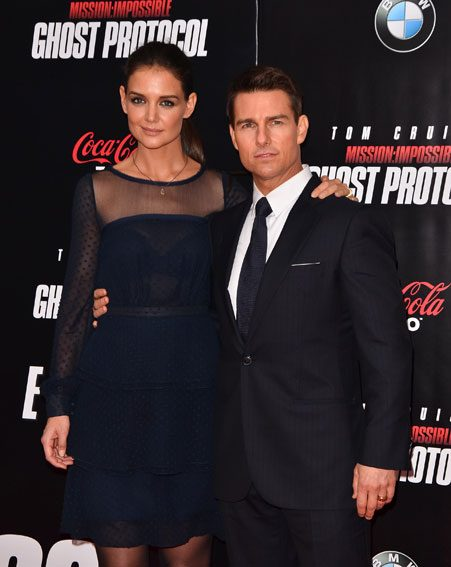 Katie Holmes and Tom Cruise divorced in 2012 and are haven't been on speaking terms since