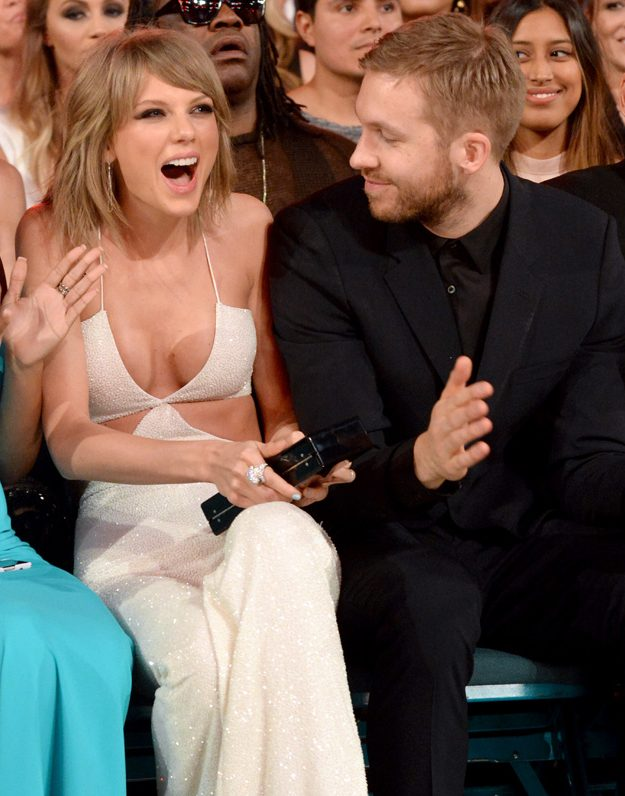 Calvin Harris has 'politely declined' working with girlfriend Taylor Swift