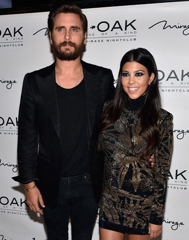 Kourtney Kardashian and Scott Disick split last June after 9 years together