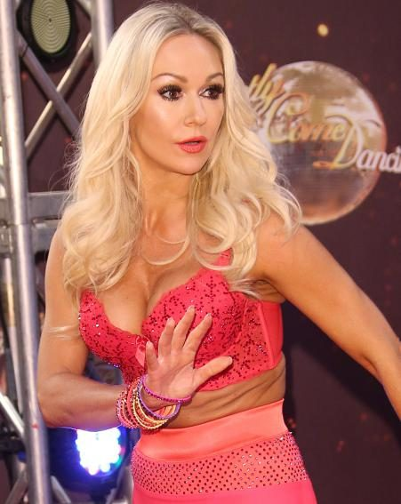 Kristina Rihanoff will not be speaking about Ben Cohen