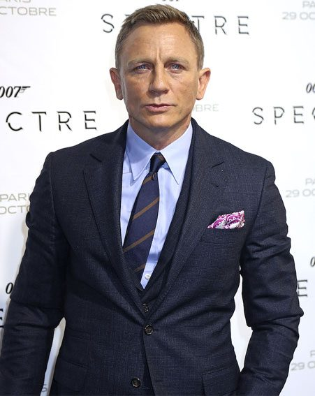 Daniel Craig has not quit the role of James Bond