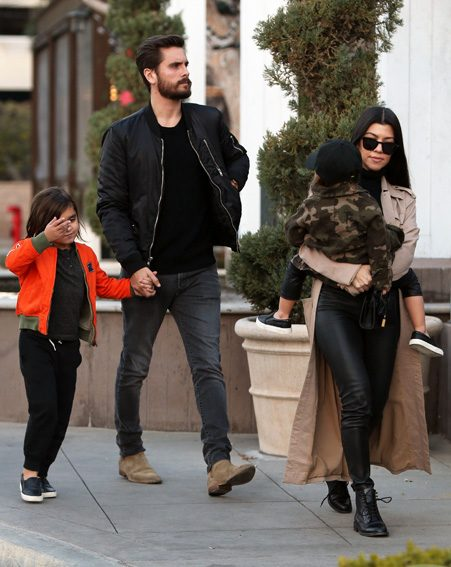 Scott and Kourtney had recently started spending more time together