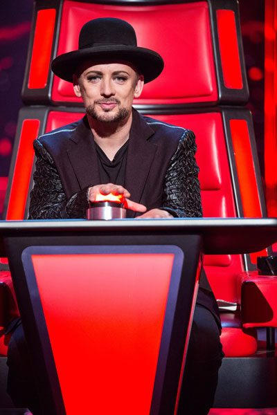 The Culture Club singer reveals his judging techniques ahead of the new series of The Voice