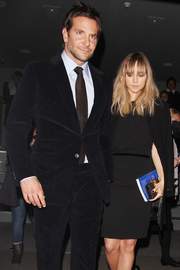 Bradley Cooper and girlfriend model Suki Waterhouse