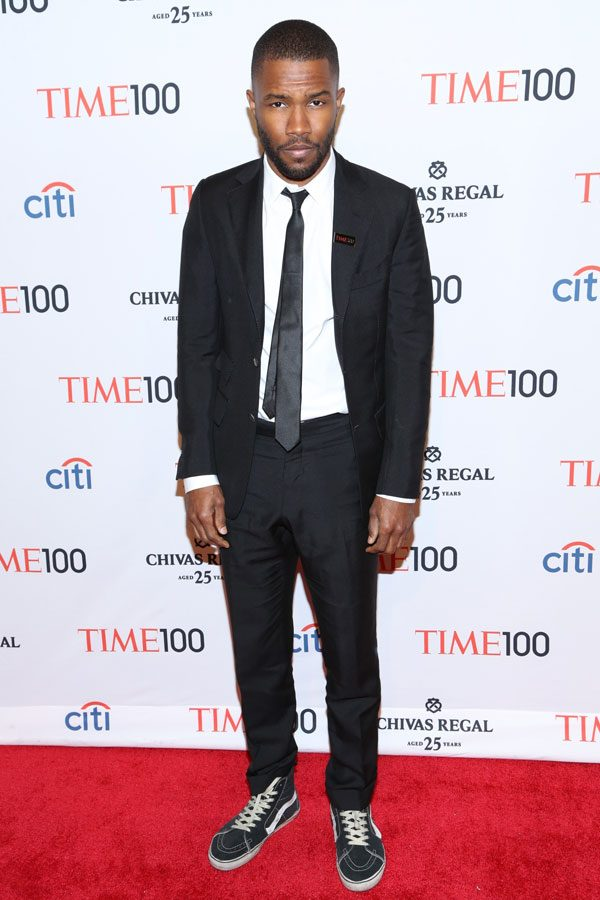 Frank Ocean TIME 100 Gala, TIME's 100 most influential people in the world