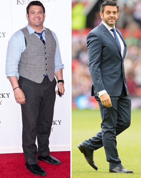 adam man v food weight loss